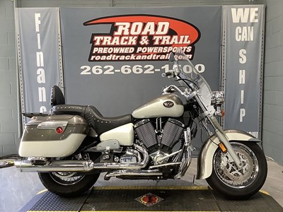 Used 2004 Victory Touring Cruiser