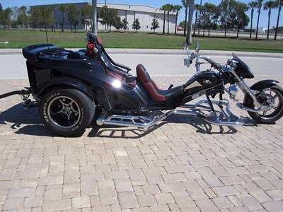 Used 2010 Special Construction Custom Trike