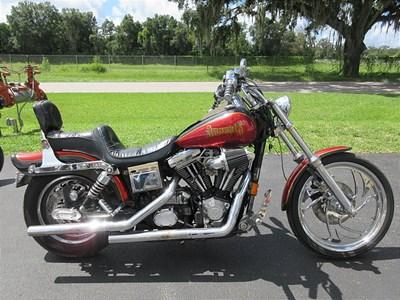 Used 1996 Harley-Davidson® Dyna® Wide Glide®