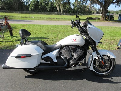 Used 2015 Victory Cross Country™