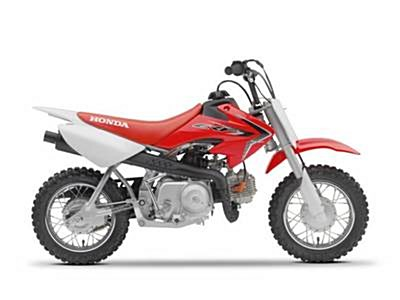New 2020 Honda® CRF50F