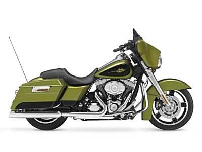 Used 2011 Harley-Davidson® Street Glide® PowerPak