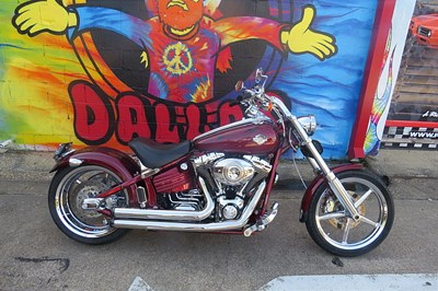 Used 2010 Harley-Davidson® Softail® Rocker™ C