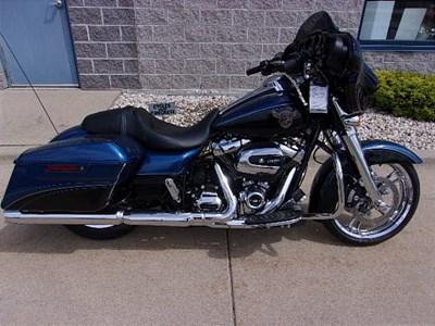 Used 2018 Harley-Davidson® Street Glide® 115th Anniversary