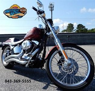 Used 2009 Harley-Davidson® Softail® Custom