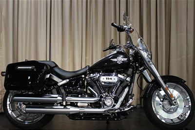 Used 2018 Harley-Davidson® Softail® Fat Boy® 114