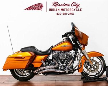 Used 2015 Harley-Davidson® Street Glide®