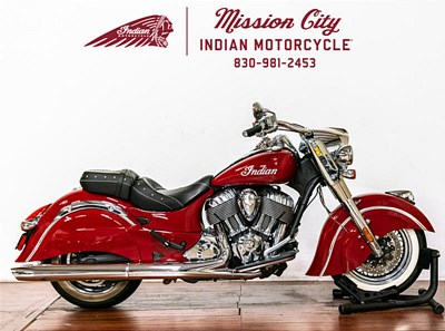 Used 2015 Indian® Chief® Classic