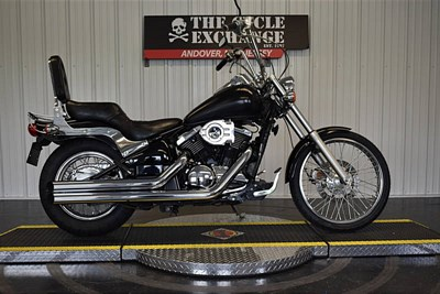 Used 2002 Kawasaki  Vulcan 500 LTD