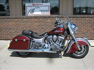 Used 2016 Indian® Motorcycle Springfield™