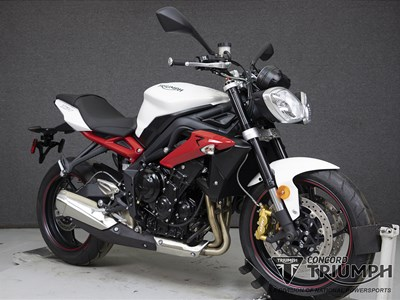 Used 2017 Triumph Street Triple R ABS