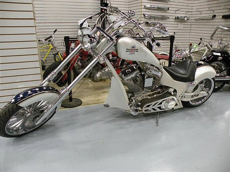Photo of a 2011 Knievel Motorcycles  Chopper