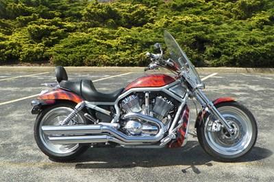 Used 2002 Harley-Davidson® V-Rod®