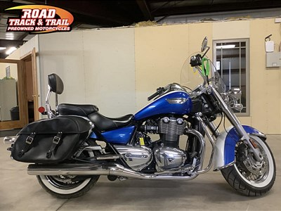 Used 2014 Triumph Thunderbird ABS