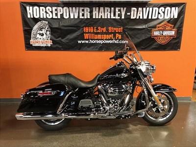 New 2018 Harley-Davidson® Road King®