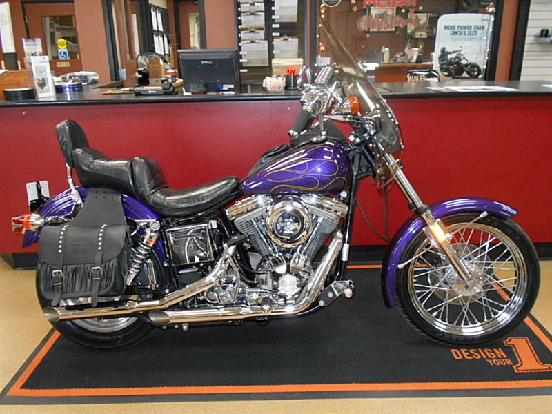 Photo of a 1985 Harley-Davidson® FXSB Low Rider®