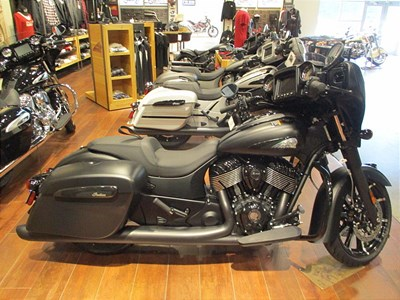 New 2020 Indian® Motorcycle Chieftain Dark Horse