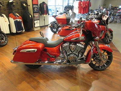 New 2019 Indian® Motorcycle Chieftain® Limited