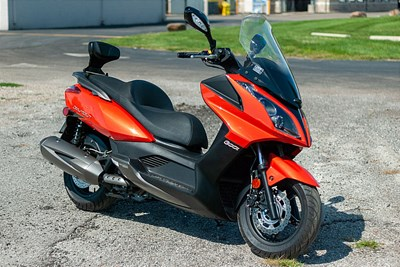 Used 2015 Kymco Downtown 300i