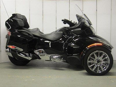 Used 2013 Can-Am Spyder RT Limited