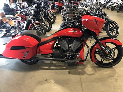 New 2016 Victory Cross Country