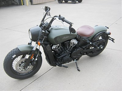 New 2020 Indian® Motorcycle Scout Bobber Twenty