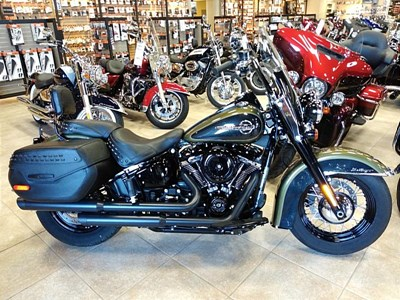 Used 2018 Harley-Davidson® Softail® Heritage Classic