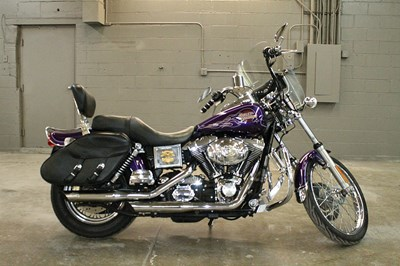 Used 2001 Harley-Davidson® CVO Wide Glide Switchblade