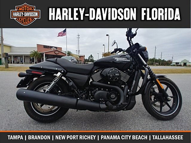 Photo of a 2018 Harley-Davidson® XG750 Street™ 750