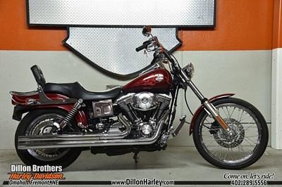 Used 2002 Harley-Davidson® Dyna Wide Glide®