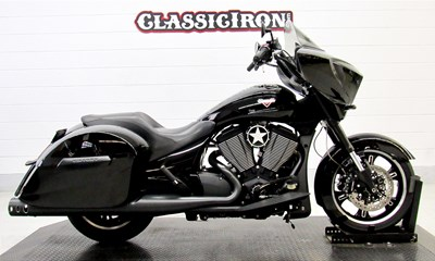 Used 2014 Victory Cross Country® 8-Ball®