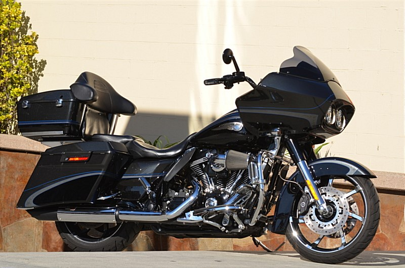 Photo of a 2013 Harley-Davidson® FLTRXSE2-ANV CVO™ Road Glide® Custom 110th Anniversary