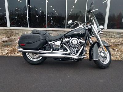 New 2020 Harley-Davidson® Heritage Classic