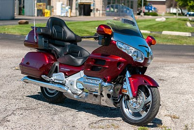 Used 2009 Honda® Gold Wing (Audio/Comfort)