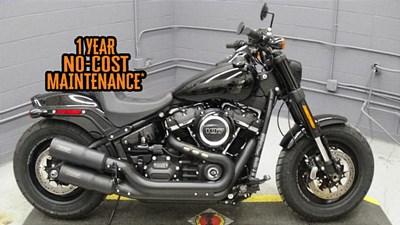 New 2019 Harley-Davidson® Softail® Fat Bob®