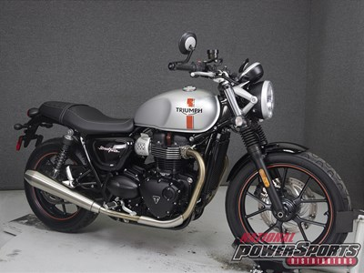 Used 2017 Triumph Twin w/ ABS