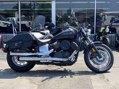 Used 2008 Yamaha V-Star 1100 Custom