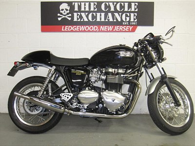 Used 2011 Triumph Thruxton