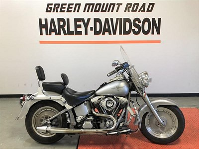 Used 1990 Harley-Davidson® Fat Boy®