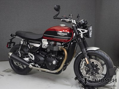 Used 2019 Triumph SPEED TWIN