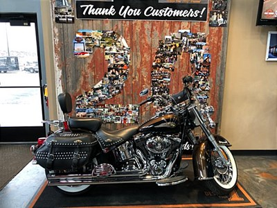 Used 2013 Harley-Davidson® Heritage Softail® Classic 110th Anniversary