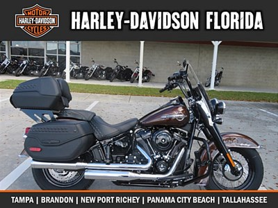 New 2019 Harley-Davidson® Softail® Heritage Classic