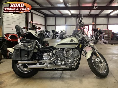 Used 2002 Yamaha V-Star 1100 Custom