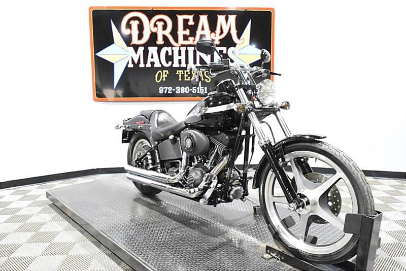 Photo of a 2003 Harley-Davidson® FXSTB/I-ANV Softail® Night Train® Anniversary