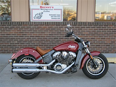 New 2016 Indian® Motorcycle Scout™