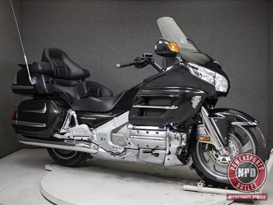 Used 2007 Honda® Gold Wing Audio/Comfort/Navigation