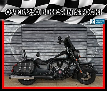 Used 2017 Indian® Motorcycle Chief® Dark Horse®
