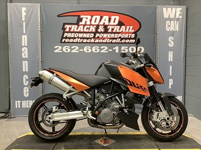 Used 2008 KTM Super Duke R