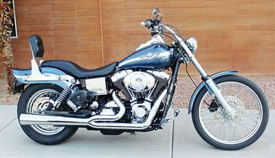 Used 2003 Harley-Davidson® Dyna® Wide Glide®