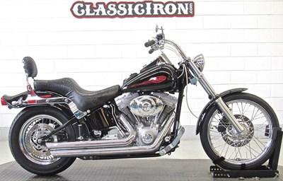 Used 2005 Harley-Davidson® Softail® Standard